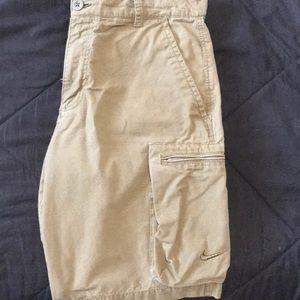 Nike Cargo Shorts